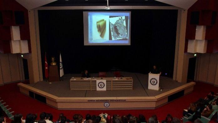 Geçmişten Günümüze Anadolu Kütüphaneleri ADÜ'de Anlatıldı