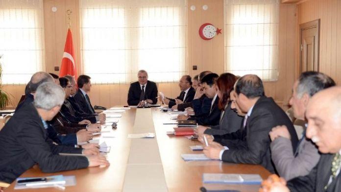 'Kent Güvenlik Danışma Kurulu' Toplantısı Yapıldı