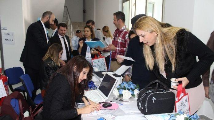 '5. Uluslararası Kıbrıs Eğitim Araştırmaları Konferansı' Girne Üniversitesi'nde Başladı