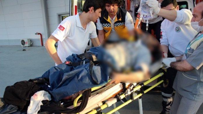 Nazilli'deki Silahlı Saldırıda Yaralanan Şahıs Hayatını Kaybetti