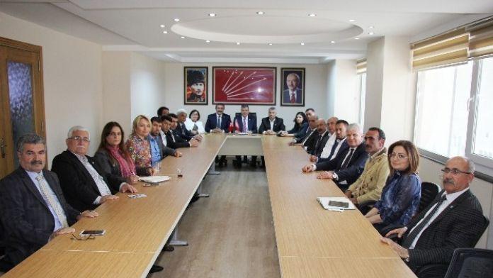 Barut: 'Belediye Hizmetleri, Başarımız İçin Önemli Rol Oynayacak'