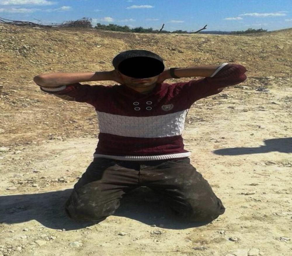 Türkiye'ye Girmeye Çalışan PKK'lı Yakalandı