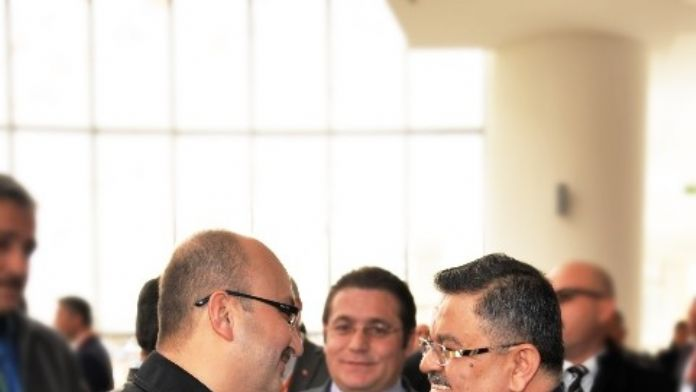 Bilecik Belediye Başkanı Selim Yağcı'dan Kadir Bayrak'a Teşekkür
