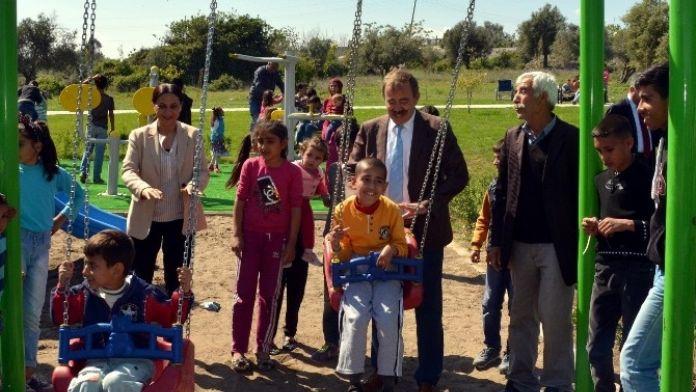 Akdeniz'e 7 Dönümlük Yeni Park