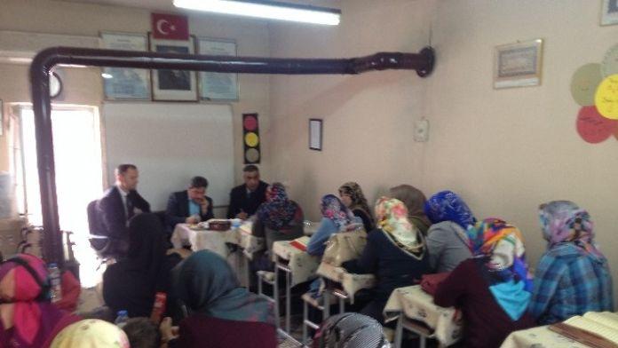 Gelibolu'da Kur'an Kursları Arası Yarışma