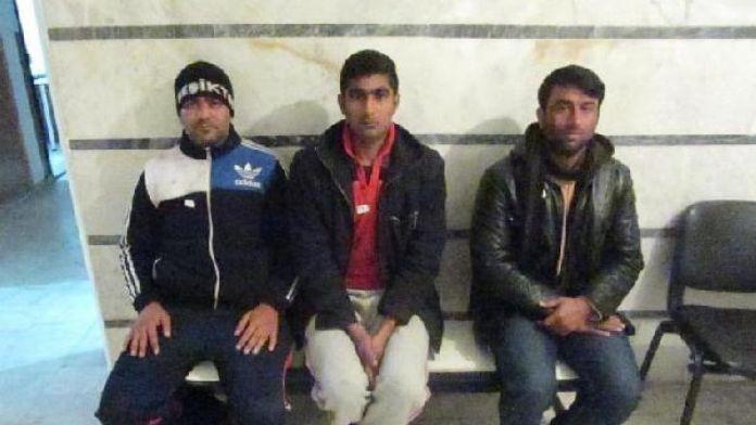 Aydın'da 6 mülteci yakalandı