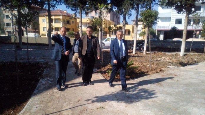 Reyhanlı'da 'Okullar Hayat Bulsun' Projesi