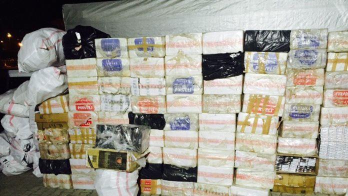 Van'da sigara kaçakçılarına büyük darbe