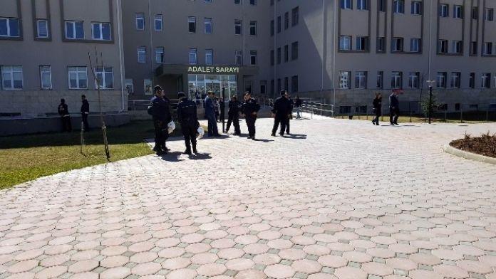 'Hazro' Davasında Tutuklu Sanıklara 20 Yıl Hapis