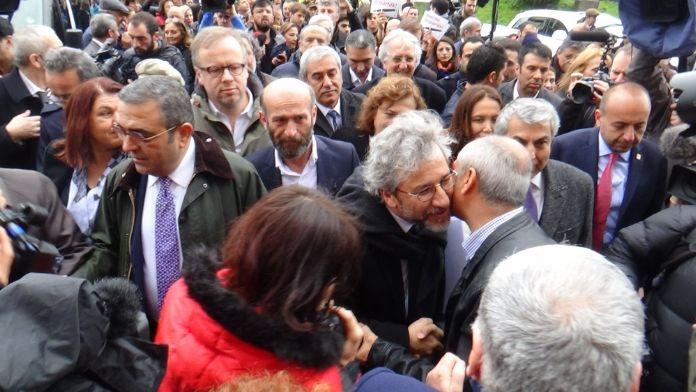 CHP ve HDP'li vekillerin davaya katılma talebi reddedildi