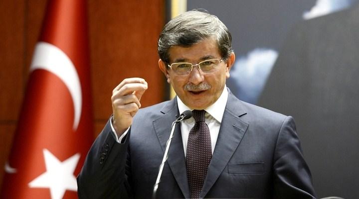 Başbakan Davutoğlu Diyarbakır'da Halka Seslendi