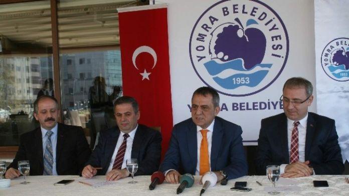 Yomra Belediye Başkanı Sağıroğlu Son 2 Yılını Değerlendirdi