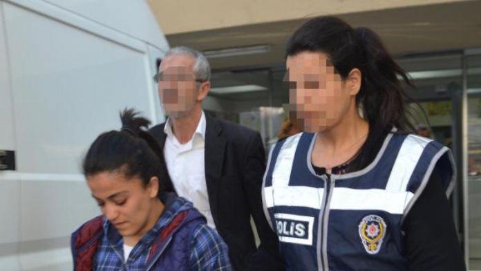 PKK'ya katılmak için bindiği otobüste yakalandı