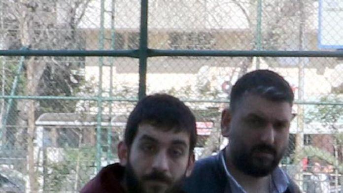 180 ecstasy hapla yakalanan şüpheli tutuklandı