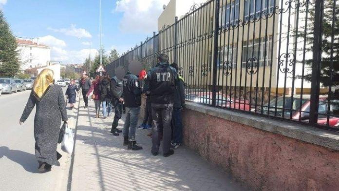 Eskişehir'de Narkotim Uygulaması