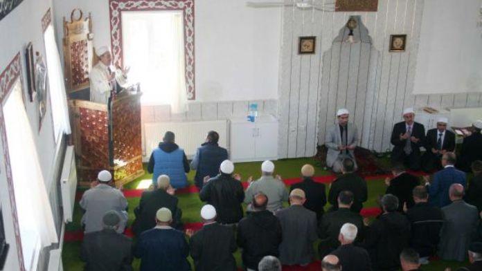 Şehit polis Fıstıkeken için mevlit okutuldu