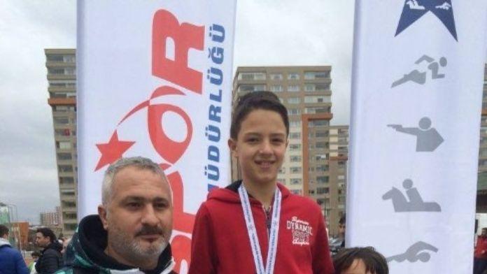 Modern Pentatlonda Malatya'dan Milli Takıma Sporcu