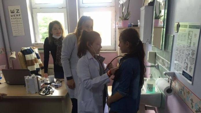 Bilgi Evi Öğrencileri, Doktorluk Detaylarını Öğrendi
