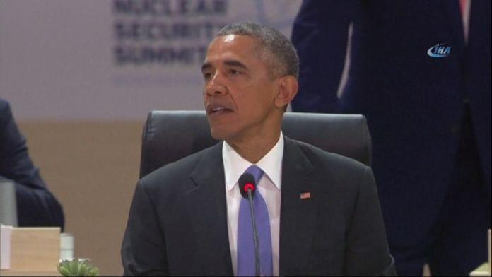 Obama nükleer terör tehdidine dikkat çekti