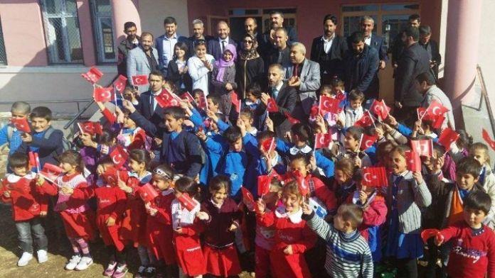 AK Ocaklar Derneği Genel Başkanı Hakan Hakan Yiğit Erciş'te
