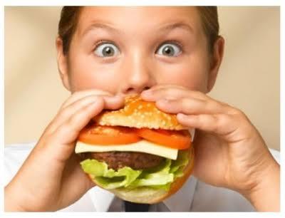 Çocuklarda Obezite Artıyor