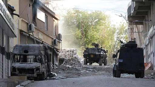 Nusaybin Teröristlerden Arınıyor
