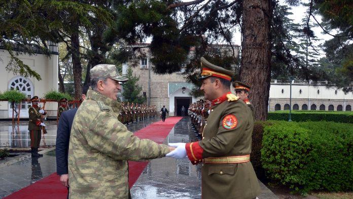 Genelkurmay Başkanı Akar, Afganistan'ı ziyaret etti