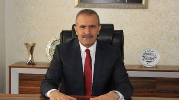 AK Parti Van Milletvekili Kayatürk'ten '2 Nisan' Mesajı