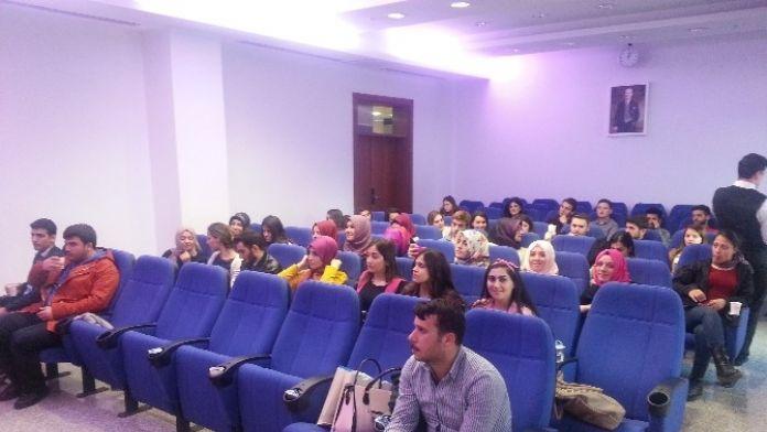 Karaelmas Kitap Kulübü Üyeleri AK Parti Milletvekillerini TBMM'de Ziyaret Etti