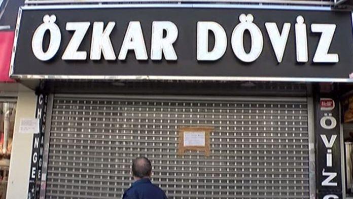 İstanbul'da 2 milyon dolarlık döviz vurgunu