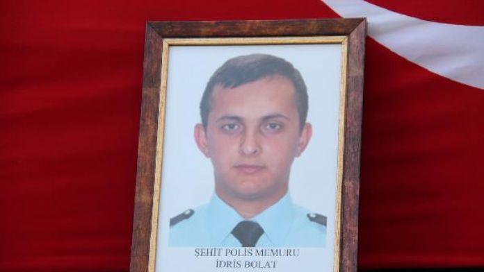 Amcası ile aynı kaderi paylaşan şehit polisin son sözleri yürek dağladı