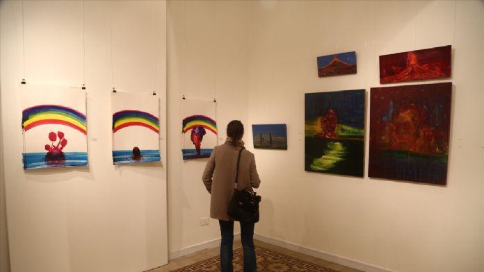 Türk sanatçılardan Lübnan'da 'Kardeşim Beyrut' sergisi