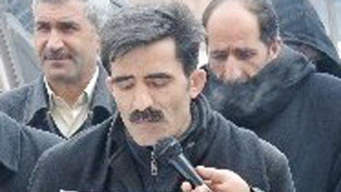 DBP'li ilçe başkanı tutuklandı