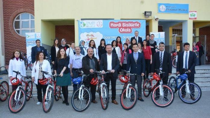 Başkan Doğan, 'Mutlu Olmak İçin Bisiklete Binin'