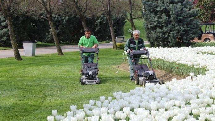 Kocaeli Yeşil Alanlarında Bahar Temizliği Başladı
