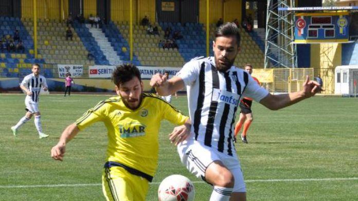 Tarsus İdmanyurdu-Aydınspor 1923: 0-1