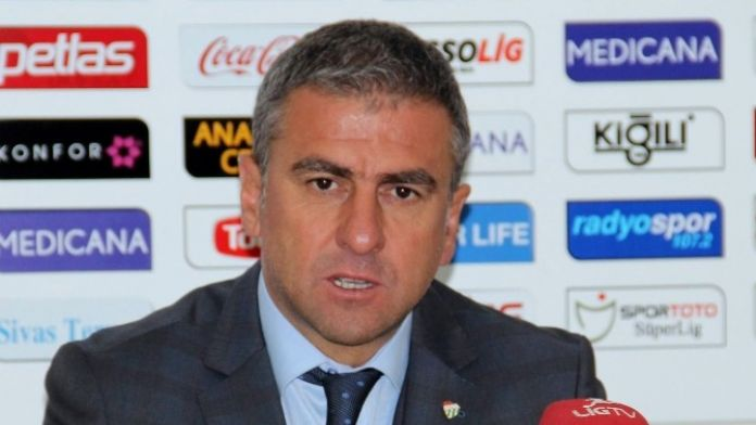 Hamzaoğlu: 'Çıkışımızı Devam Ettiriyoruz'