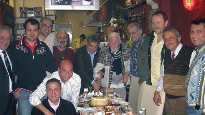 Süleyman Seba 90 yaşında!