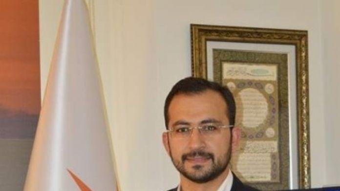 AK Parti İl Başkanı Tanrıver Meslektaşlarının Avukatlar Gününü Kutladı