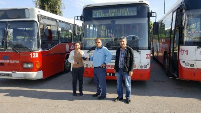 Otobüs Şoförü, 'İnsanlık Ölmemiş' Dedirtti