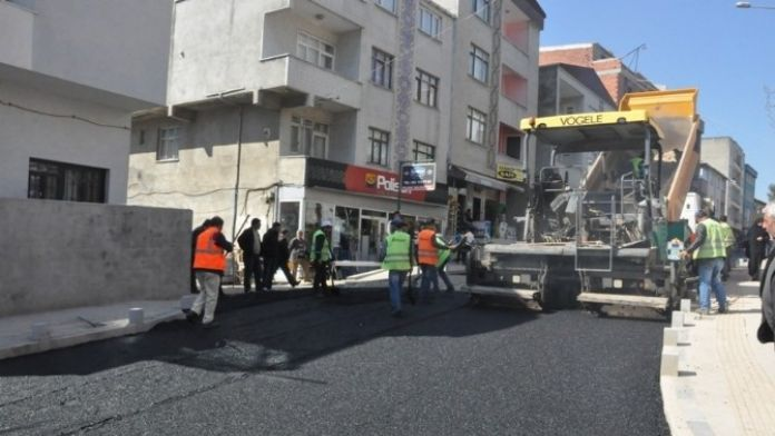 Dilovası Prestij Caddesi Tamamlanıyor