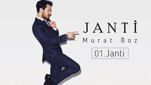 Murat Boz'un 'Janti' Albümündeki Şarkılar