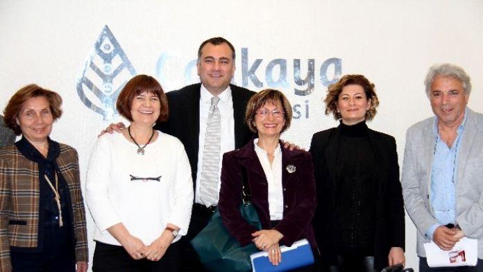 Çankaya Belediye Başkanı Taşdelen'den Sanata Destek