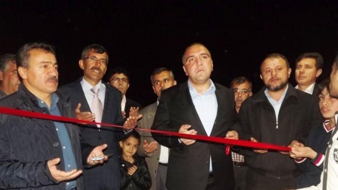 Seydişehir'de Dayanışma Ve Yardımlaşma Derneği Açıldı