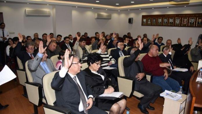 Aliağa Belediyesi Nisan Ayı Meclisi Toplanıyor