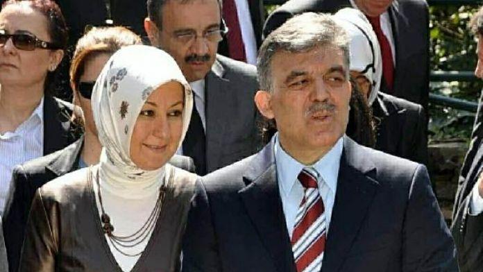 Abdullah Gül, felç geçiren dayısını ziyaret etti