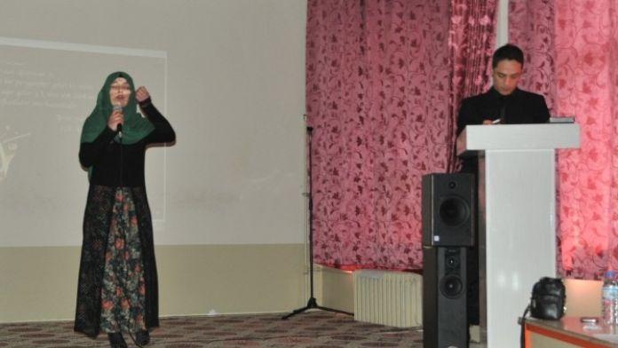 Eleşkirt'te 'O'nu En Güzel Kim Anlatır' Yarışması
