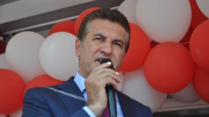 Mustafa Sarıgül'den tepki !