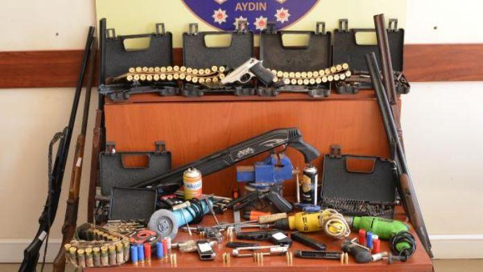 Evi silah imalathanesine çevirdiler - Ek Fotoğraflar