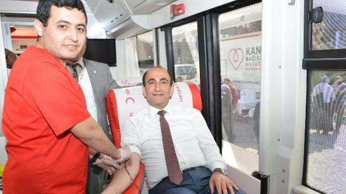 Yıldırım Belediyesi 'Kan' Verdi